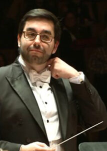Ernesto Monsalve, Pianist, Composer and Conductor, Spain