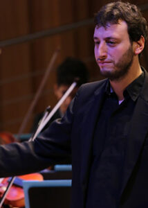 Rodrigo Gonzalez Jacob, Pianist, Violist and Conductor, Argentina
